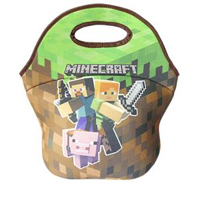 Lancheira Mini Minecraft