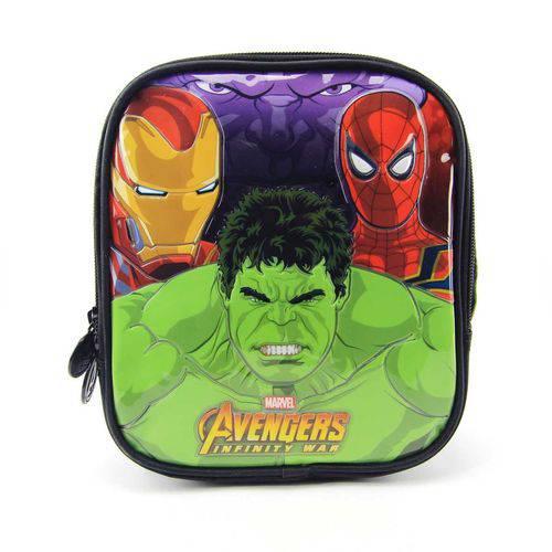 Lancheira os Vingadores Guerra Infinita Marvel Xeryus 7484