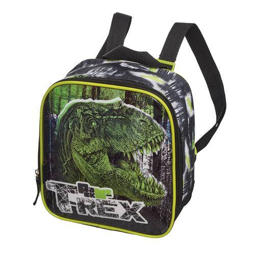 Lancheira S/acessorio Pack me T-rex