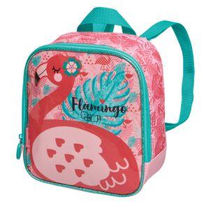 Lancheira S/Acessorio Pack me Flamingo - U