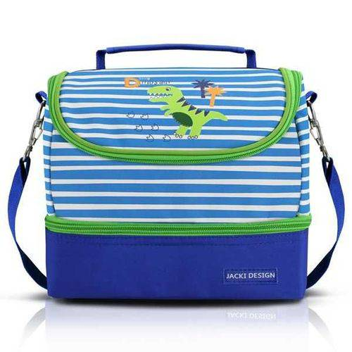 Lancheira Térmica Azul Jacki Design