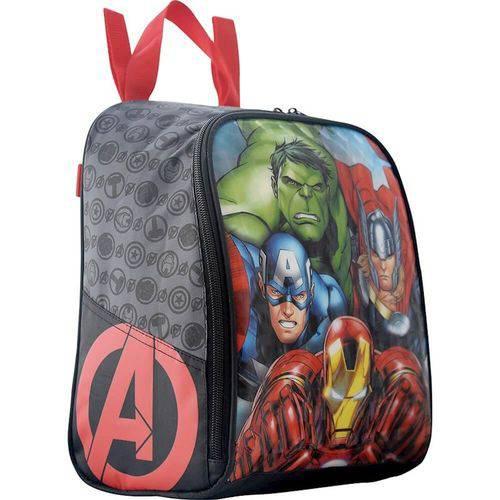 Lancheira Termica com Garrafa The Avengers A-team Unidade 7094 - Xeryus