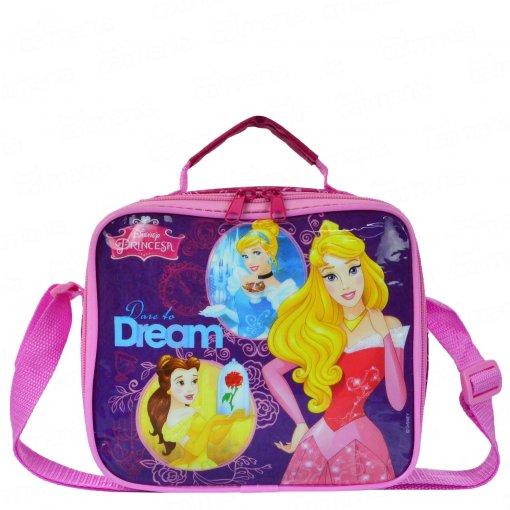 Lancheira Térmica Disney Princesa - Original
