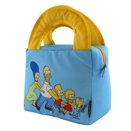 Lancheira Térmica Família Simpsons