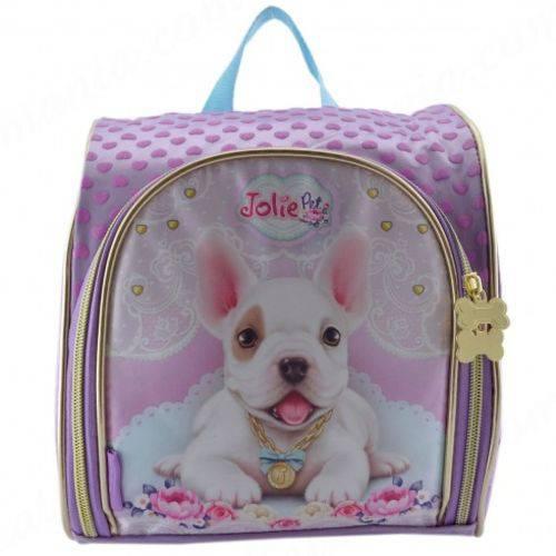 Lancheira Térmica Infantil Escolar Jolie Pets