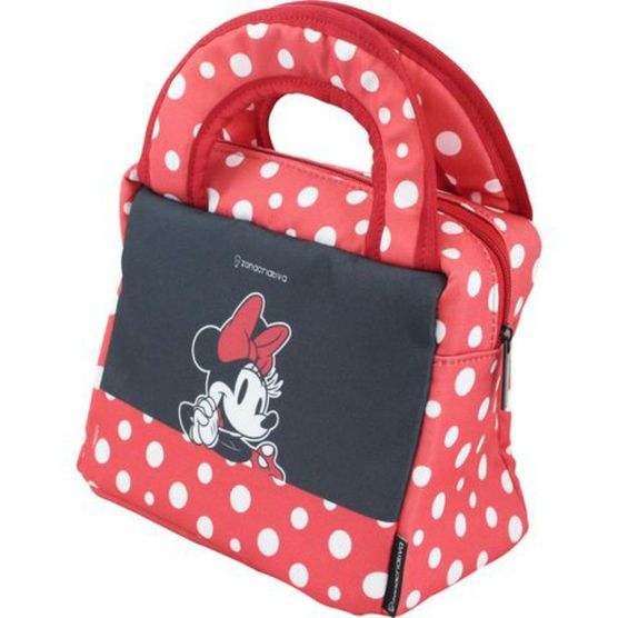 Lancheira Térmica Minnie Poa Disney
