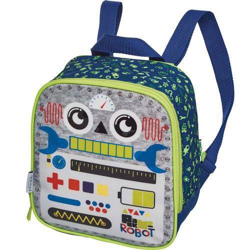 Lancheira Termica Pack me Robot com Alça