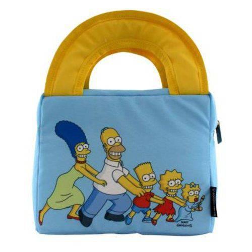 Lancheira Termica Simpsons Famila Zona Criativa