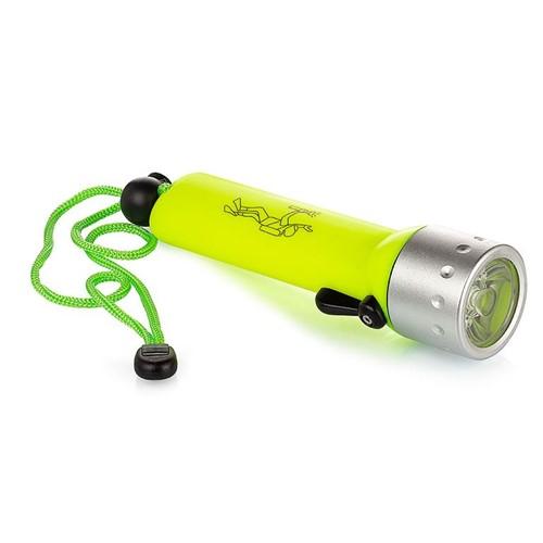 Lanterna a Prova de Água para Mergulho Profissional