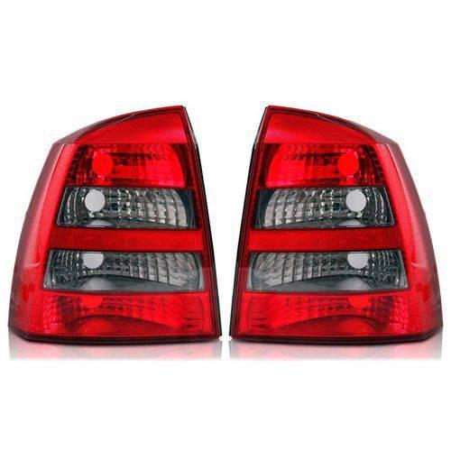 Lanterna Astra Sedan 03 04 05 06 07 08 09 10 11 12 Fume