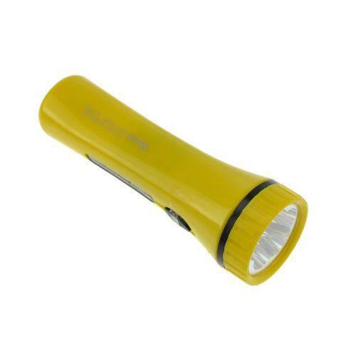 Lanterna de 5 Leds Gorducha Bivolt Recarregável