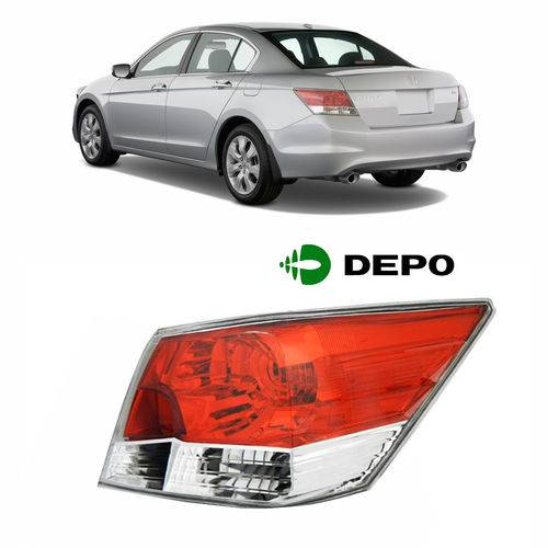 Lanterna Honda Accord 2008/2012 Lado Carona Depo