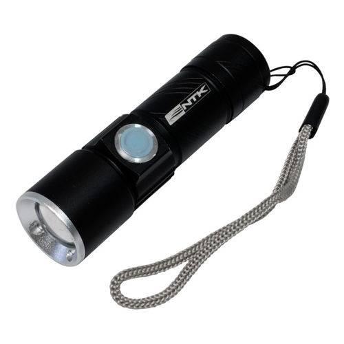 Lanterna Recarregável USB NTK Cymba 3 Watt 70 Lumens