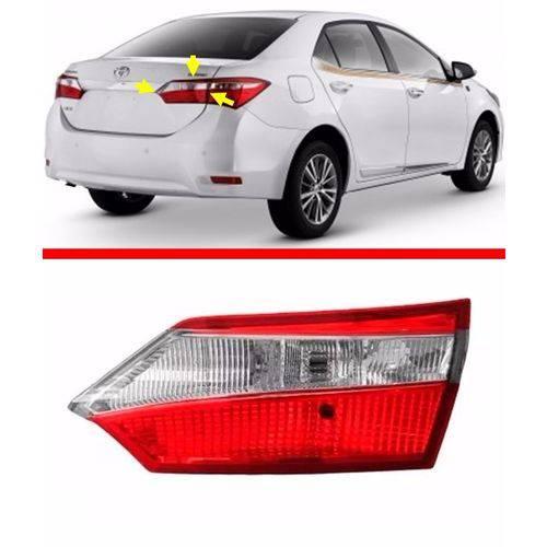 Lanterna Tampa Toyota Corolla 2015 2016 Sem Led
