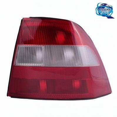 Lanterna Traseira Bicolor: Vectra 1997 Até 1999