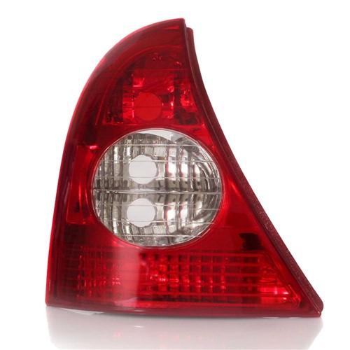 Lanterna Traseira Clio Hatch 2003 2004 2005 2006 2007 2008 2009 2010 Ré e Pisca Cristal