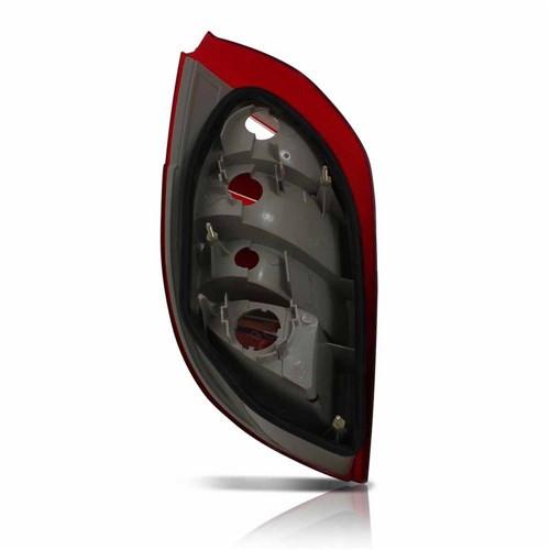Lanterna Traseira Ford KA 2002 2003 2004 2005 2006 2007 Bicolor Ré Rosa