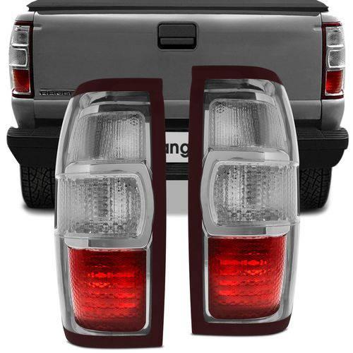 Lanterna Traseira Ford Ranger 2009 2010 2011 2012 Bicolor