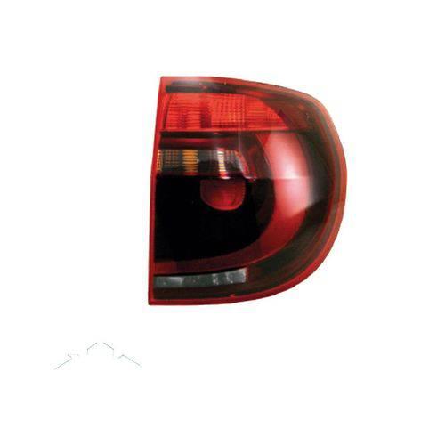 Lanterna Traseira Fox 10/14 Fumê