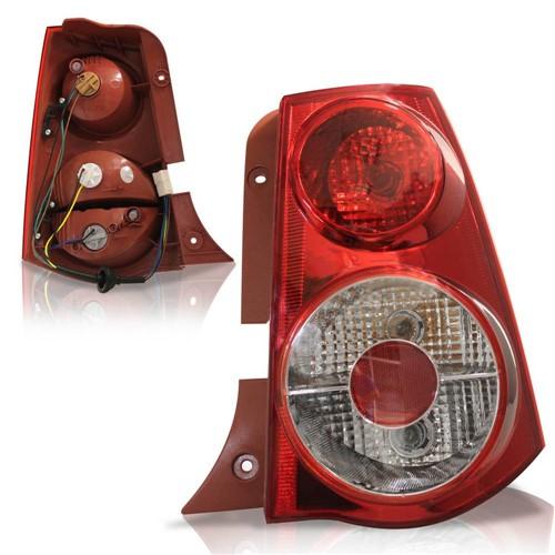 Lanterna Traseira Kia Picanto 2008 2009 2010 2011 Bicolor