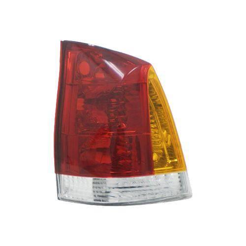 Lanterna Traseira Palio 04/06 Tricolor