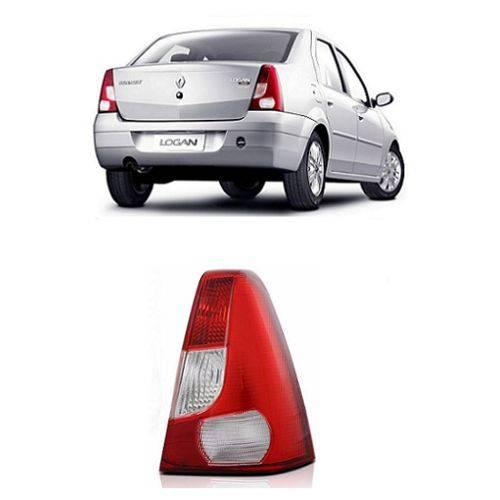 Lanterna Traseira Renault Logan 2007 2008 2009 2010 - Lado Direito