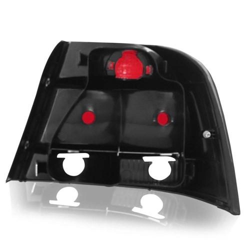 Lanterna Traseira Voyage G5 2009 2010 2011 2012 2013 Fumê