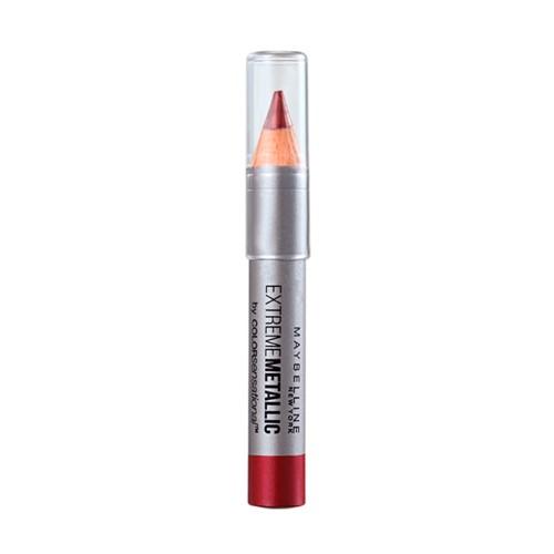 Lápis para Lábios Maybelline Color Sensational Extreme Metalic Cor 130 Posso Tudo com 1,5g