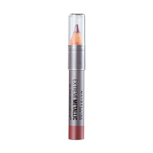 Lápis para Lábios Maybelline Color Sensational Extreme Metalic Cor 140 Aceita com 1,5g