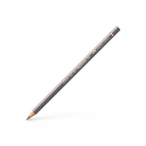 Lápis Polychromos Faber Castell - 9201- 273 Cinza Quente Iv