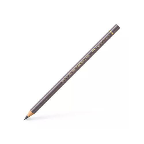 Lápis Polychromos Faber Castell - 9201- 274 Cinza Quente