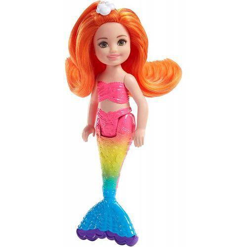 Laranja Sereia Chelsea Barbie - Mattel FKN05