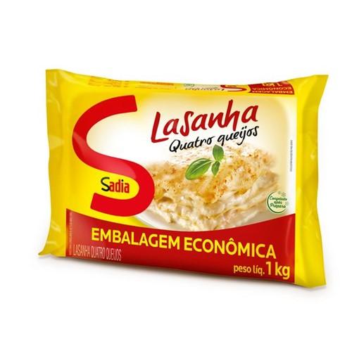 Lasanha Sadia 1k 4 Queijos