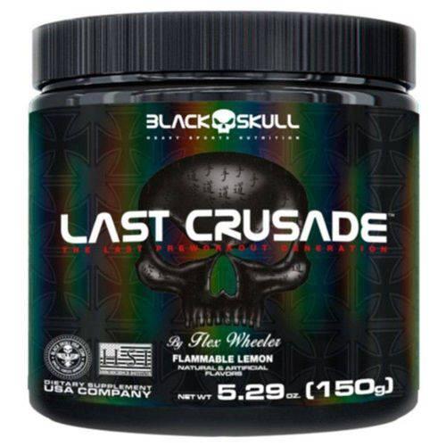 Last Crusade 150 G - Black Skull - Black Skull