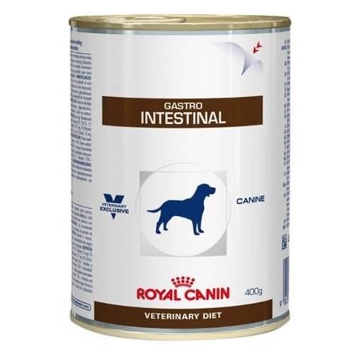Lata Royal Canin Veterinary Canine Diet Gastro Intestinal - 400g