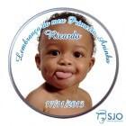 Latinha de Aniversário do Meu Primeiro Aninho - Menino | SJO Artigos Religiosos