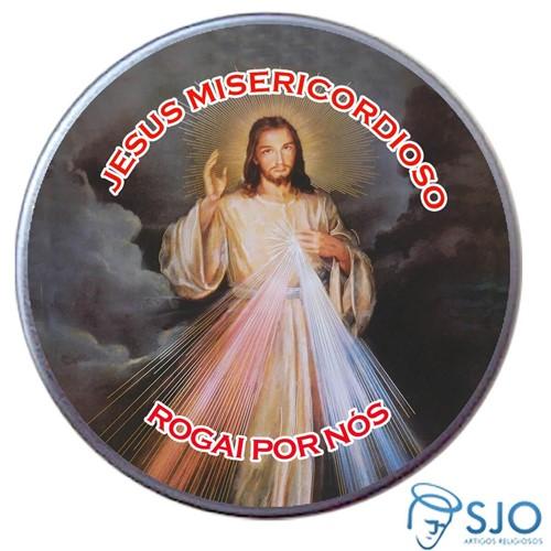 Latinha de Jesus Misericordioso | SJO Artigos Religiosos