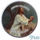 Latinha de Jesus Orando | SJO Artigos Religiosos