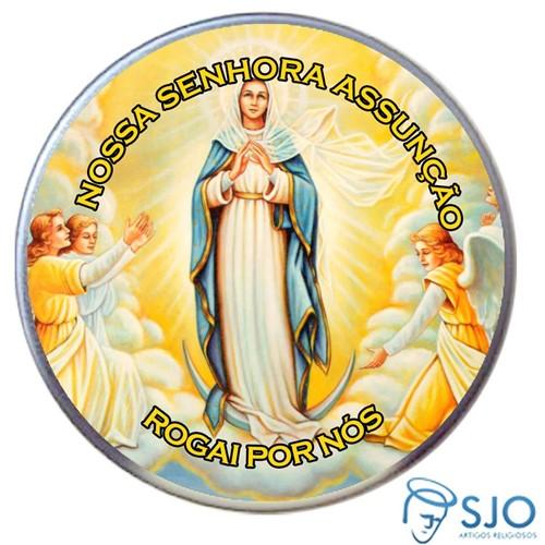 Latinha de Nossa Senhora da Assunção | SJO Artigos Religiosos