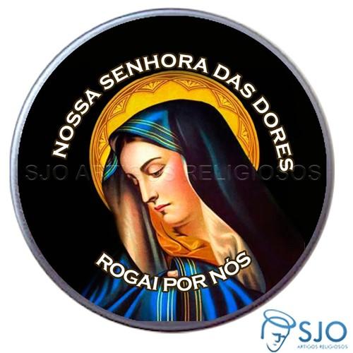Latinha de Nossa Senhora das Dores | SJO Artigos Religiosos