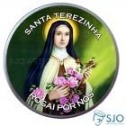Latinha de Santa Terezinha | SJO Artigos Religiosos