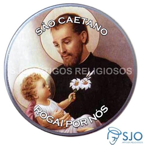 Latinha de São Caetano   SJO Artigos Religiosos