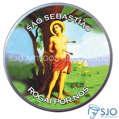 Latinha de São Sebastião   SJO Artigos Religiosos