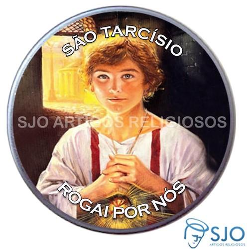Latinha de São Tarcísio | SJO Artigos Religiosos