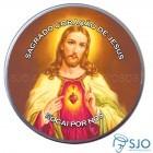 Latinha do Sagrado Coração de Jesus - Mod. 02   SJO Artigos Religiosos