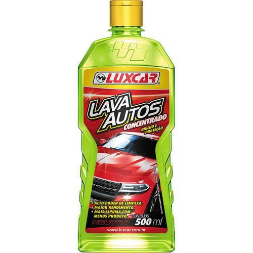 Lava Autos Concentrado 2491 500ml Luxcar