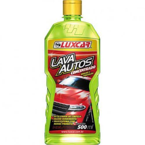 Lava Autos Concentrado 500ml Luxcar
