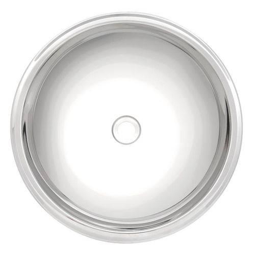 Lavabo em Aço Inox Alto Brilho 38 Cm - Perfecta - Tramontina
