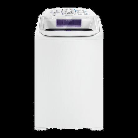 Lavadora Branca Electrolux com Dispenser Autolimpante e Tecnologia Jet&Clean (LPR13) 127V