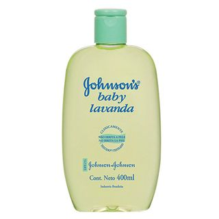 Lavanda Johnson's Baby - Perfume Unissex - Deo Colônia 400ml